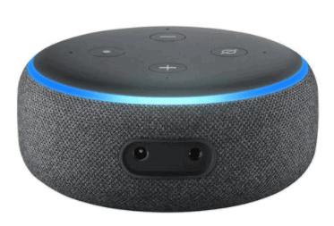 Belk: Amazon Echo Dot 3rd Gen Speaker for $17.09/ $18.99!!(Reg. $39.99)