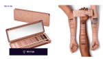 Urban Decay: NAKED3 EYESHADOW PALETTE for $27!!(Reg. $54)