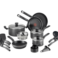 Macy's: 18-Pc. Nonstick Cookware Set for $49.99!!(Reg. $179.99)