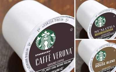 Woot: Starbucks K Cups 100 Count ONLY $34.99 (Reg $167) – Today Only!