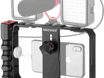Amazon: U Rig Phone Video Stabilizer Grip Tripod $11.4 ($19)