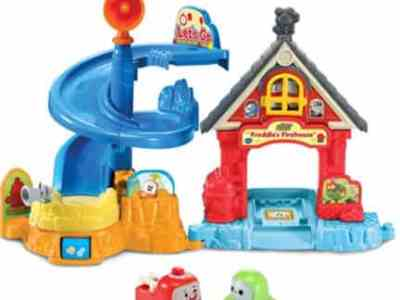 Amazon: VTech Go! Go! Cory Carson Freddie's Firehouse for $11.91 (Reg. Price $14.99)