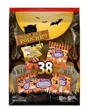 Amazon: Variety Packs Fudge Stripes Minis & Mother's Circus Animal Cookies Variety Bag, 38 Count ONLY $9.19