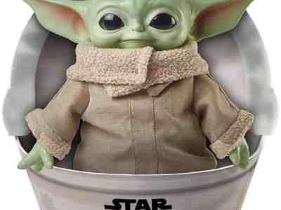 Walmart: Star Wars the Child Plush Toy, 11-Inch Small Baby Yoda Like Soft Figure $19.87 (Reg $24.86)