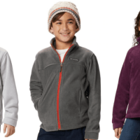 Columbia: Fleece Jackets for Kids only $12 - Sizes XXS - XL
