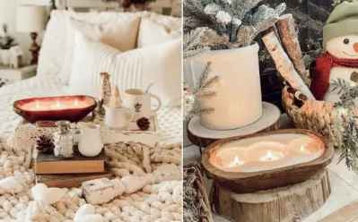 Jane: Farmhouse Holiday Dough Bowl Candles 18 Scents for JUST $25.99 (Regularly $35)