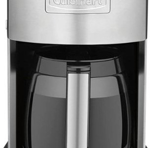 BESTBUY: Cuisinart - 12-Cup Coffee Maker with Water Filtration - Stainless Steel $59.99 At Reg.$149.90