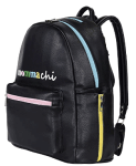 Amazon: Diaper Backpack Vegan Leather In Black From Mommachi only $14.95 (Reg. $49.95)