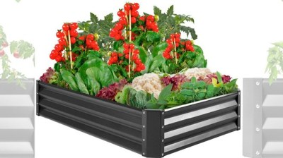 BCP: Metal Raised Garden Bed ONLY $49 Shipped (Regularly $90)