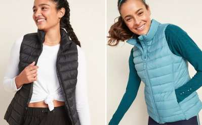 Old Navy: Women's Puffer Vest for ONLY $15 (Reg $40) – Cardmembers Exclusive!