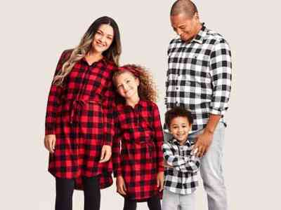 The Children's Place: Matching Family Outfits – From ONLY $9.98 + FREE Shipping (Reg $20)