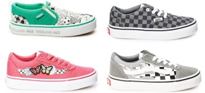 Kohl's: Vans Shoes for the Family From JUST $20.99 + FREE Shipping – Many Styles!