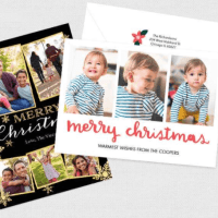 Walgreens : 6 FREE 5×7 Photo Cards (In-Store Pickup)