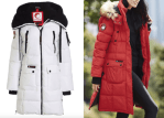 Zulily: Up to 75% off Women's Canada Weather Gear!