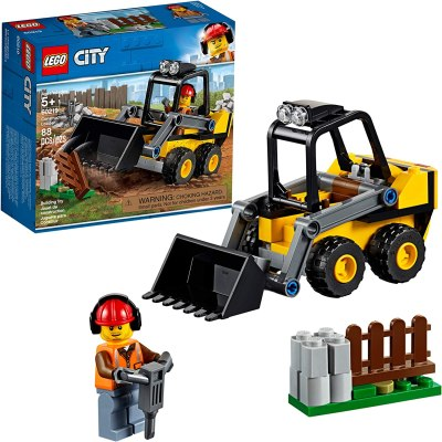 Amazon: 88 Pcs LEGO City Great Vehicles Construction Loader Building Kit for $5.99 (Reg.Price $9.99)
