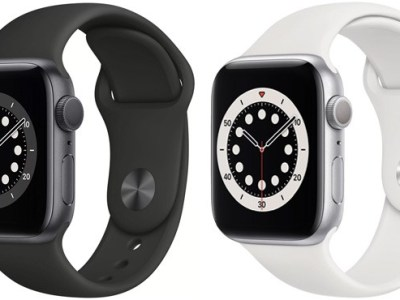 Sam's Club: Apple Watch Series 6 $329 (Reg $399)