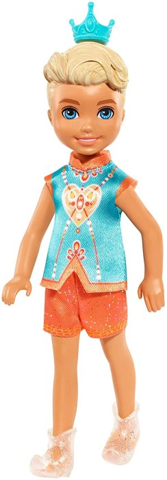Amazon: Barbie Dreamtopia Chelsea Boy Sprite Doll, 7-inch for $4.88