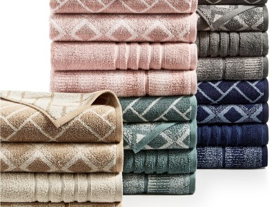 Macy's: Ultimate Microcotton Mix and Match Bath Towel Collection $4.99 - 22.99