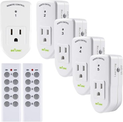 Amazon: BN-LINK Smart Plug and Switches - Up to 32% OFF