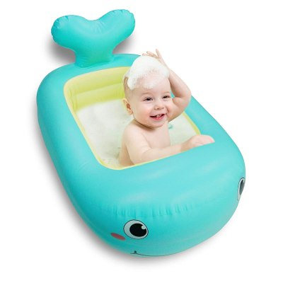 Amazon: Baby Tub for Infants Portable Inflatable Baby Bathtub, Just $9.00 (Reg $29.99) after code!