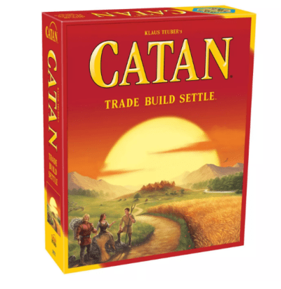 Target: Settlers of Catan Board Game For $24.74 Reg.$49.99
