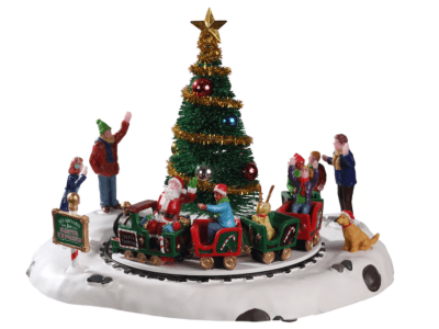Michael's: Lemax® Santa's North Pole Express ONLY $29.99 (Reg $50)