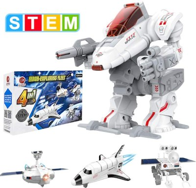 Amazon: CIRO Space Toys 4 in 1 STEM Toys Solar Robot Kit for Only $15.89 (Reg. $18.89)