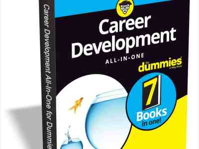 Mercury Magazines: Career Development All-in-One For Dummies, FREE ONLY!