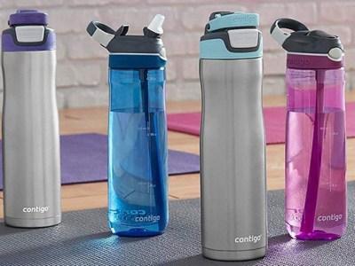 Kohl's: Contigo Mugs & Water Bottles Only $8.49 (Reg $23)