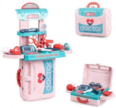 Amazon: Toy Medical Kits for Kids for $9.20