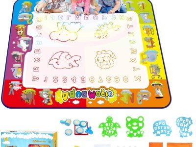 Amazon: Fansteck Water Drawing Mat 50x40 inch for $12.99