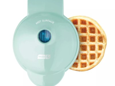 Target: Dash Mini Waffle Maker, Just $10.00