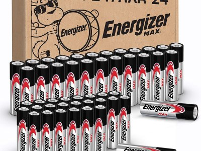 Amazon: Energizer Max AA Batteries & AAA Batteries Combo Pack for $24.10 (Reg. $31.97)