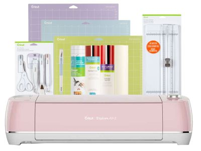 Cricut: Explore Air™ 2 Cricut Bundle JUST $220.00 W/Code