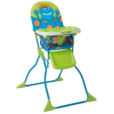 Walmart: Cosco Simple Fold Deluxe High Chair with 3-Position Tray For $37.49 Reg.$79.00