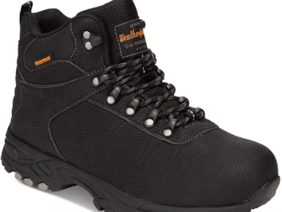 Macy's: Weatherproof Vintage Men's Jason Waterproof Hikers For $24.99 Reg.$75.00