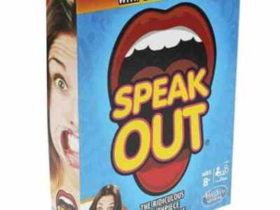 Amazon: Hasbro Gaming Speak Out Game Mouthpiece Challenge for $5.17 (Reg. Price $14.99)