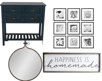 Amazon: Home Decor and Artwork - Up to 56% OFF