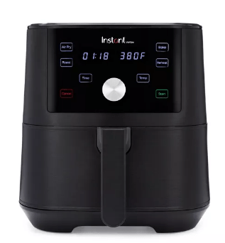 Target: Instant Pot 6qt Vortex Air Fryer - Black Only $59.99 (Reg. $99.99)