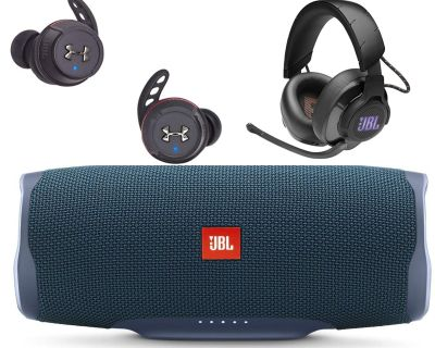 Amazon: JBL Headphones, Soundbars, and Speakers - Save up to 60%