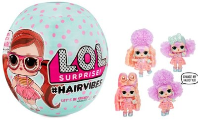 L.O.L. Surprise Hairvibes for $6.88 (Reg $20)