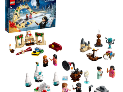Amazon: Harry Potter Advent Calendar 7598, (335 Pieces) for $19.99