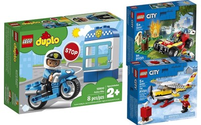 Amazon: LEGO Sets for Only $5.99 (Reg. $10)