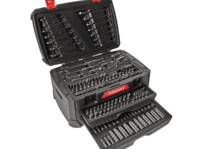 Amazon: Husky Mechanics Tool Set (270-Piece) for $99.00 (Reg $179.00)
