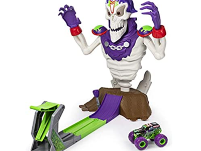 Woot: Monster Jam Grave Digger Monster Truck Playset $19.99 (Reg $49.99)