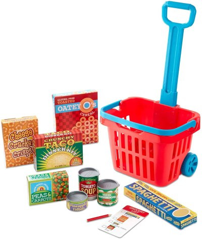 Melissa & Doug Grocery Basket Play Set for $11.17 Shipped! (Reg.Price $24.99)