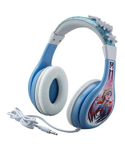 Zulily: Frozen Elsa & Olaf Headphones Only $17.99 (Reg $25)