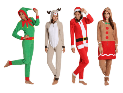 Zulily: Adults' One-Piece PJs Only $12.99 (Reg. $50)