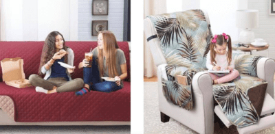 Zulily: Fashionable Furniture Protectors Just $9.99