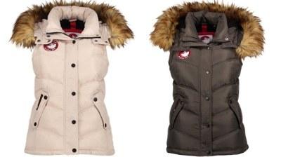 Zulily: Women's Puffer Vests ONLY $39 (Reg $160)